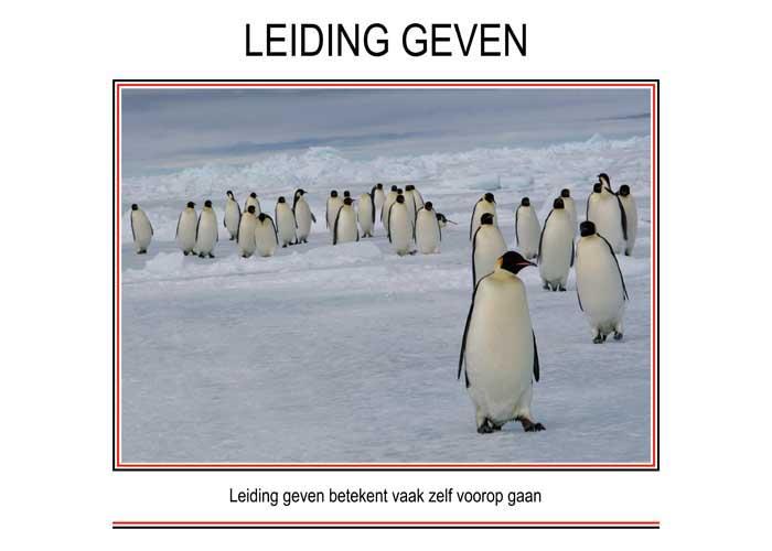LEIDING GEVEN