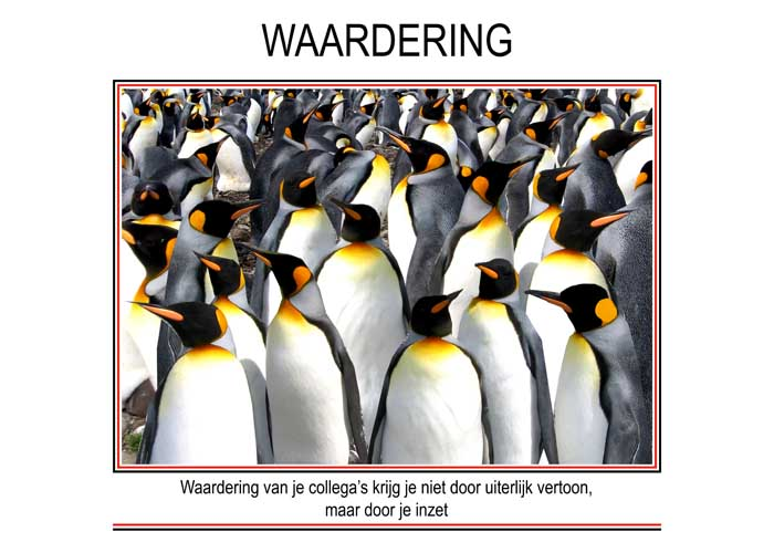 WAARDERING